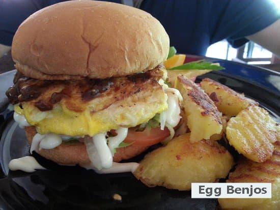 Egg benjos