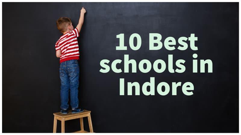 best schools in indore