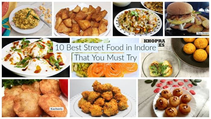 Best Street Food in Indore