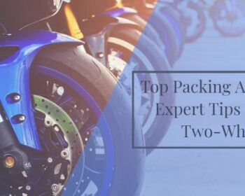 Packing And Moving Tips For Your Two-Wheeler