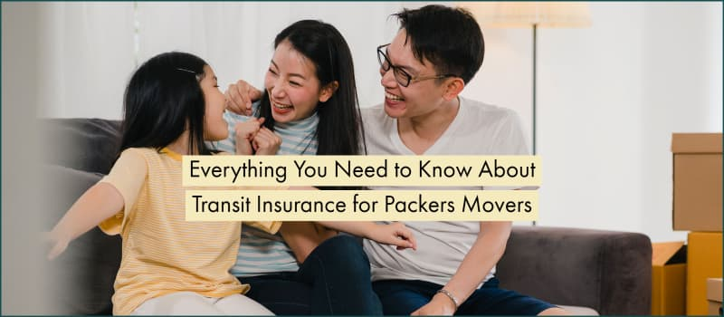 Everything You Need to Know About Transit Insurance for Packers Movers